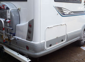 Motorhome Accident Repair