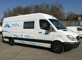 Motorhome Graphics